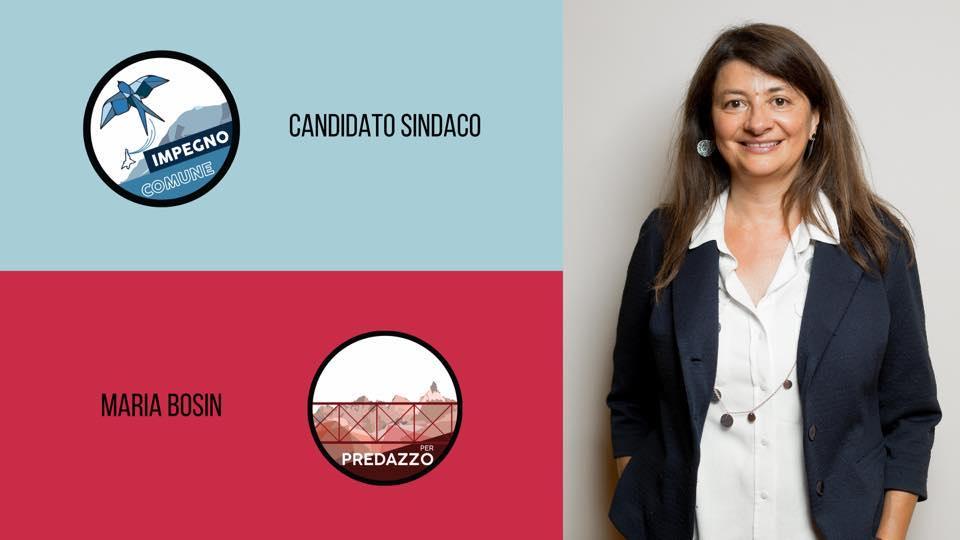 maria bosin sindaco predazzo Elezioni Comunali 2020 a Predazzo   Liste e candidati