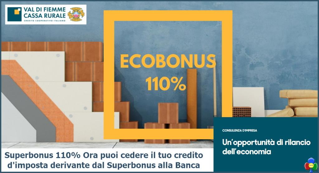 superbonus cassa rurale fiemme 1024x554 Superbonus 110% Webinar informativo con le Casse Rurali di Fiemme