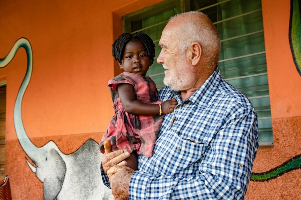 elio croce bro elio 2 1024x682 Fratel Elio Croce di Moena muore di coronavirus in Uganda